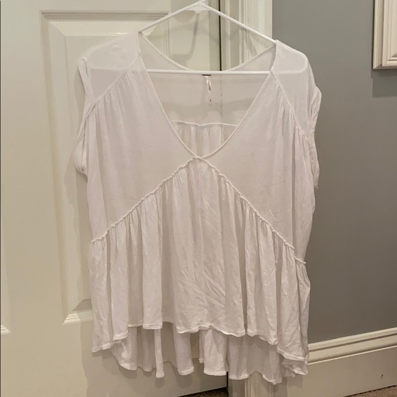 Free People Tops - Free People white top